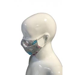 Becker Healthcare B5 - maseczka ochronna dla dzieci FFP1 z gumką (losowy kolor)