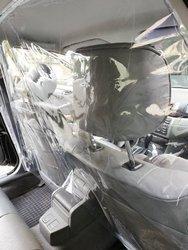 Becker Healthcare S2 - osłona ochronna / antywirusowa 140x190cm dedykowana do busów